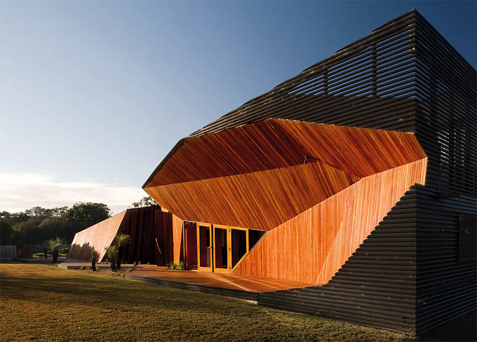 Over the last 30 years the use of wood has considerably decreased in building as structural and cladding material. In the artificiality surrounding our ... & Touchey \u2013 4 Wooden architecture masterpieces