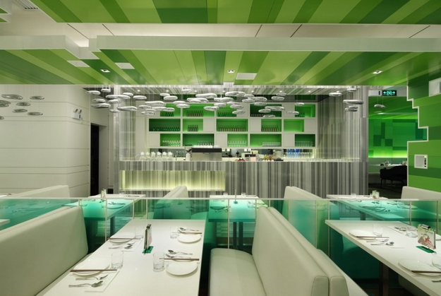 Touchey P S A Super Fresh Restaurant Interior Design