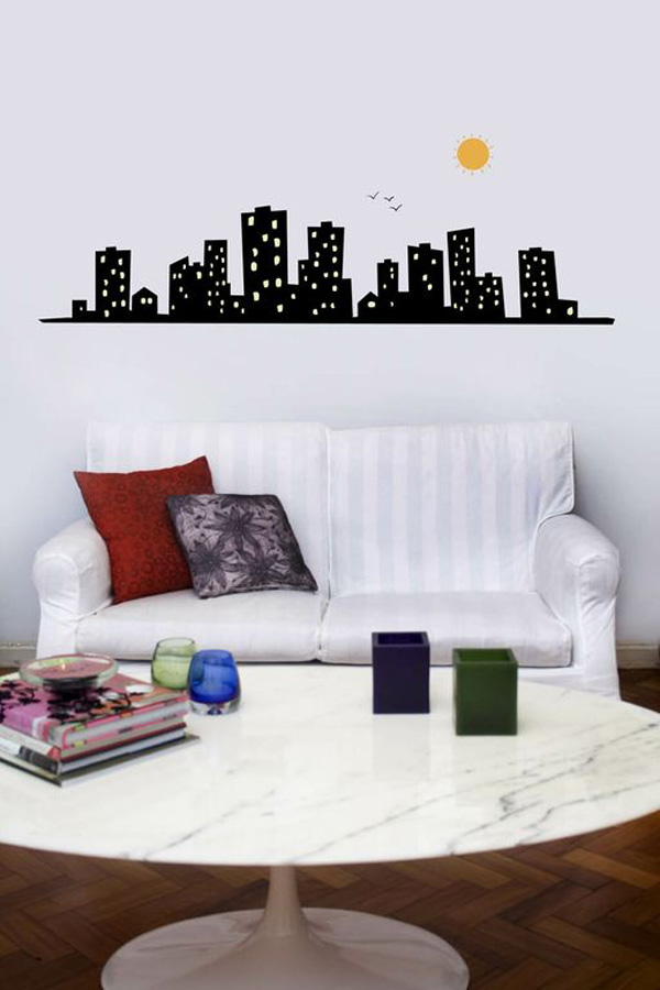 Amazing wall decals